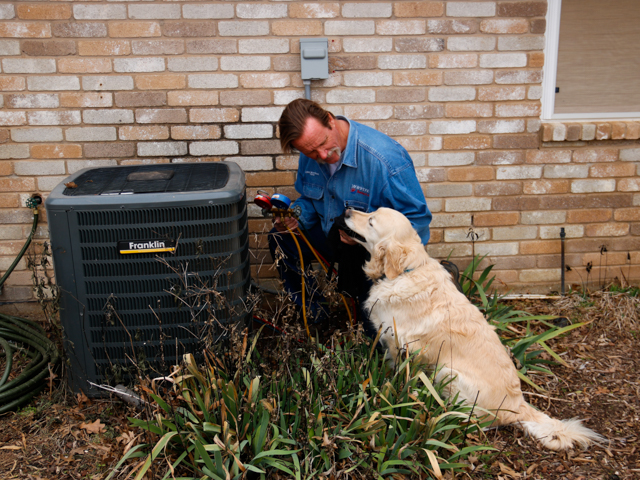 Air Conditioner Repair and Installation - Denton