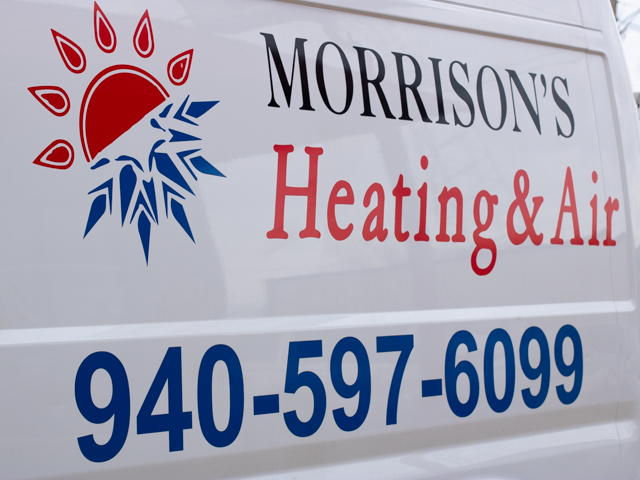 Morrison's Heating & Air - Serving Denton County