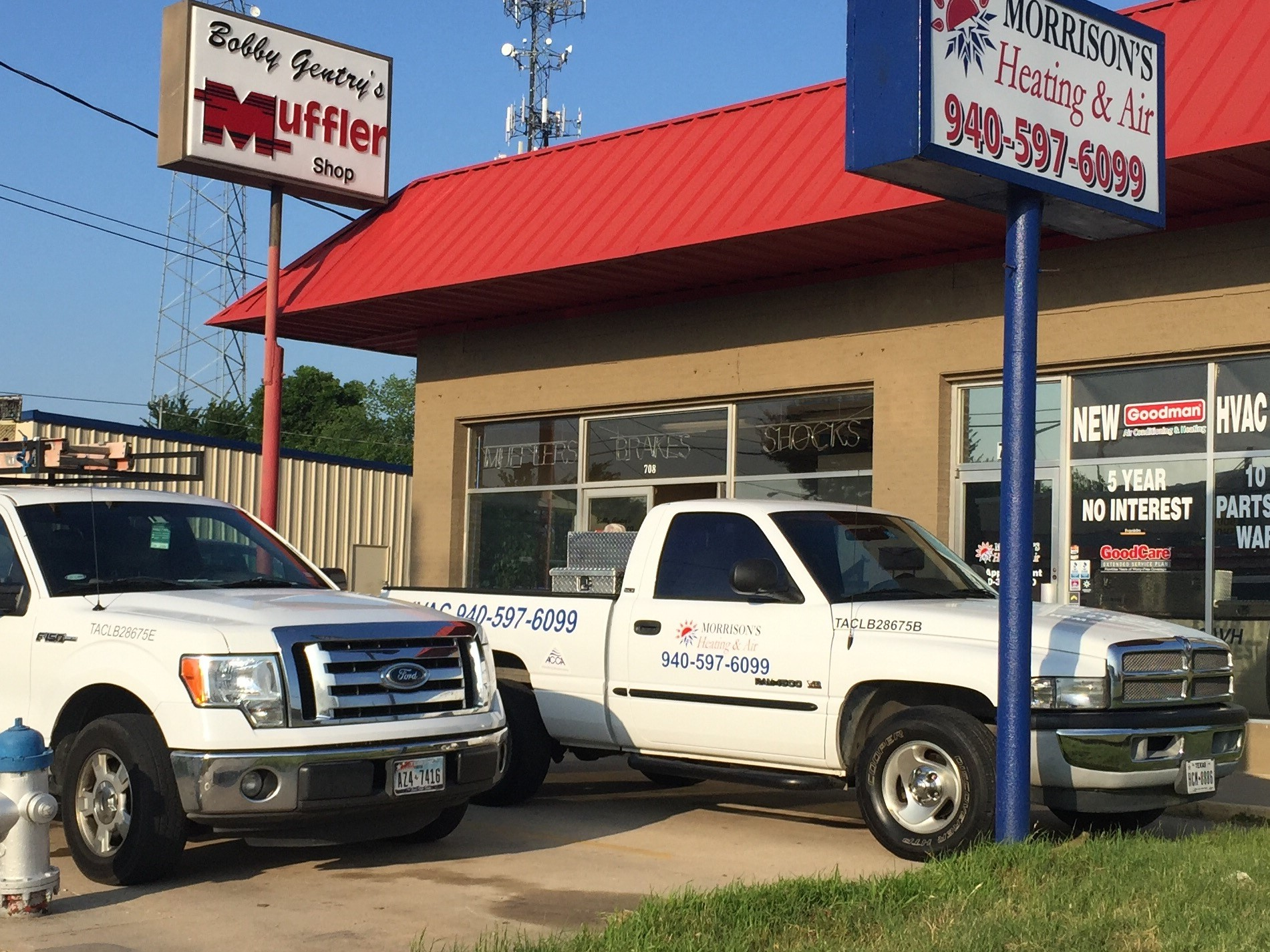Morrison's Heating & Air - Denton, Texas