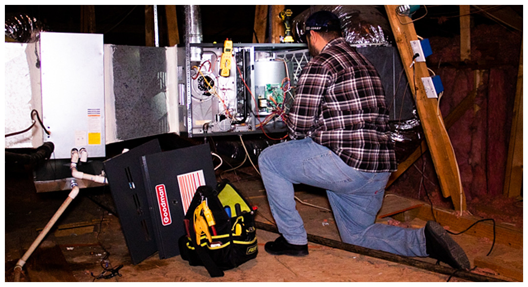 Heater Repair and Maintenance - Denton, Texas