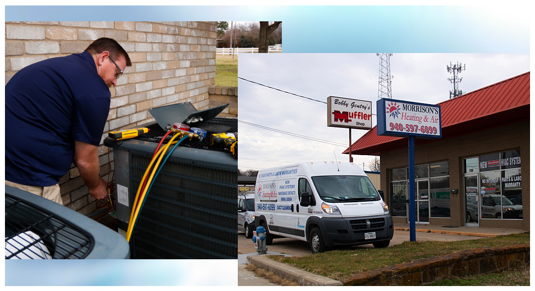 Denton's Best Air Conditioning Repair Company