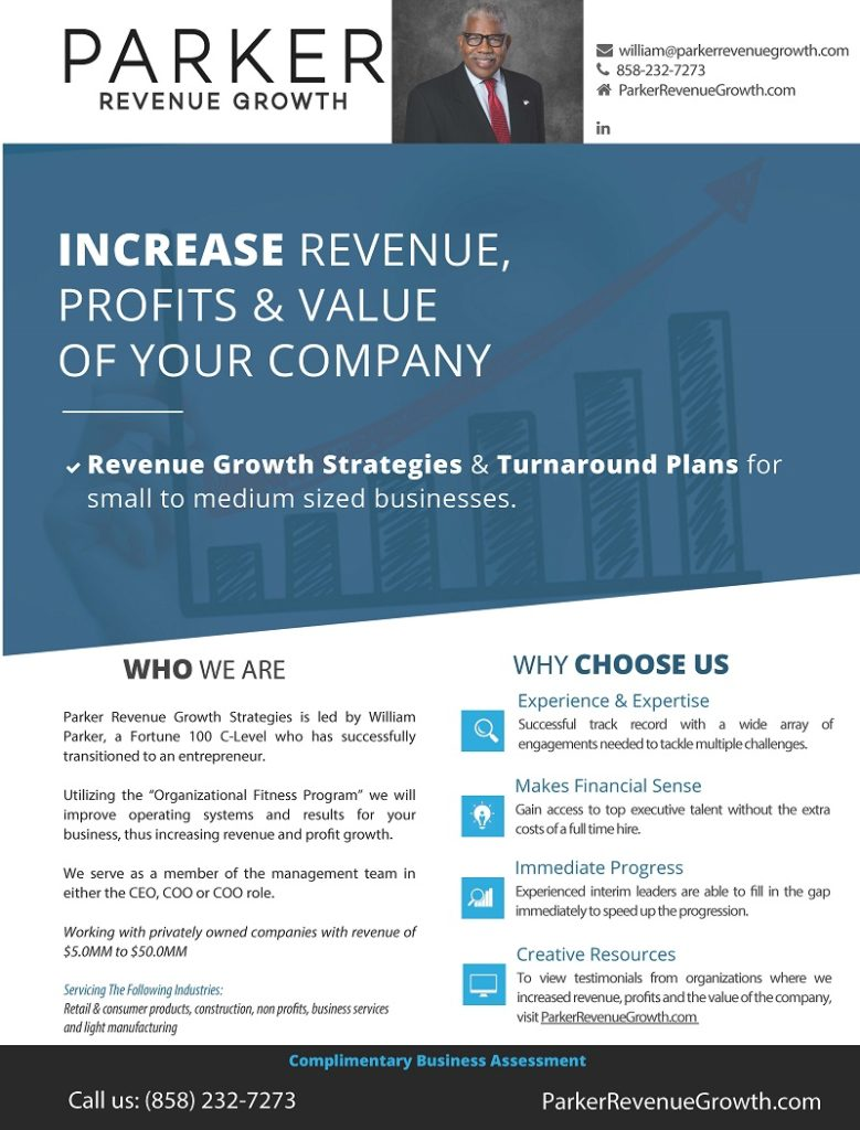 business revenue growth strategies during coronavirus pandemic