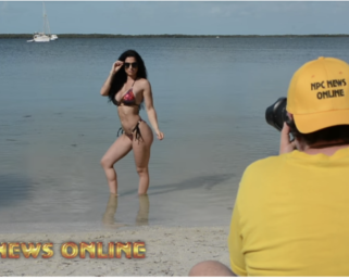 2018 J.M. Manion BTS Italian IFBB Bikini Pro Shoot Featuring Michela Raymond Part 2