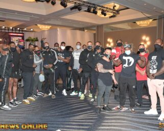 Around the NPC: 2020 IFBB Tampa Pro Check-In Photos by J.M. Manion