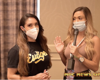 2020 IFBB Pro League Tampa Pro Figure Competitor Sandra Grajales Interviewed By Raphaela Milagres