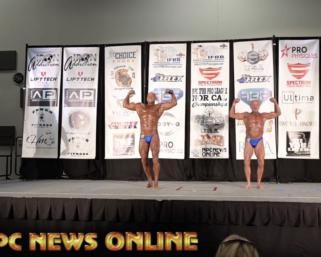 2020 NPC Northern California Open Novice Bodybuilding Finals Video