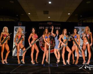 2020 NPC Showdown of Champions Contest Photos