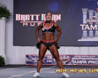 Ariel Khadar Winning Fitness Routine From The 2020 IFBB Professional League Tampa Pro
