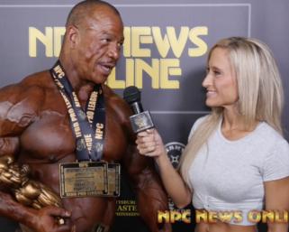 2020 NPC North American Saturday Interviews: Men's Bodybuilding & Classic Physique