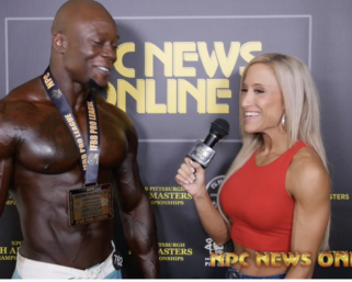 2020 NPC North American Friday Winner Interviews: Men's Physique & Classic Physique