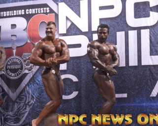 2020 NPC Phil Heath Classic Highlight Video