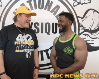 NPC Classic Physique Competitor Ken Rogers Interviewed By J.M. Manion