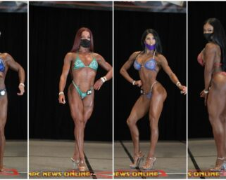 2020 NPC ACE OF STAGE CHAMPIONSHIPS CONTEST PHOTOS