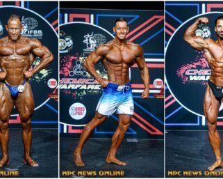 2020 NPC Worldwide Men's British Finals Contest Photos