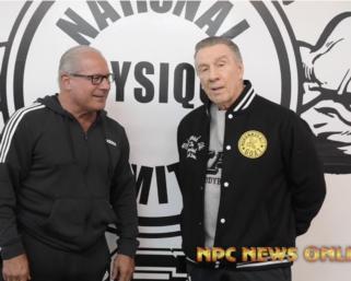 2020 NPC NATIONAL CHAMPIONSHIPS OCTOBER 2nd UPDATE
