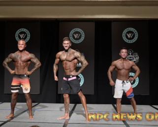 2020 NPC Whitney Jones Classic Men's Physique Finals Video