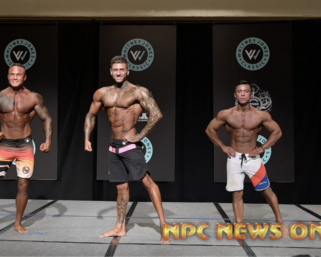 2020 NPC Whitney Jones Classic Bodybuilding Finals