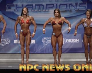 2020 NPC Night of ChampionsWomen's Figure Finals Video