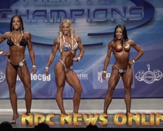 2020 NPC Night of ChampionsWellness Finals Video