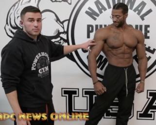 Men's Physique Posing Tips With NPC, NPC WW, IFBB Pro League VP Tyler Manion With Ray Edmonds