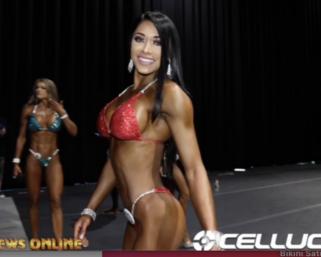 2020 Olympia: IFBB Pro League Bikini Competitors Backstage Pt.1