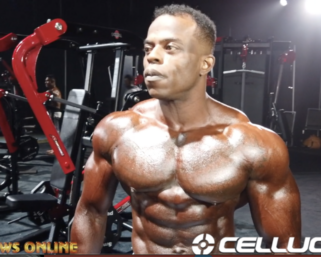 2020 MR. Olympia: Men's Physique Backstage Video Pt.1