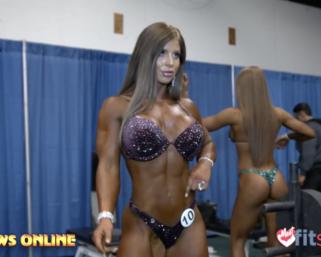 2020 Arnold Amateur USA: Wellness Backstage Pt.4 Video