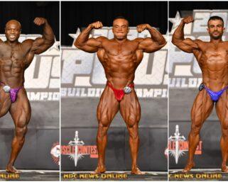 2020 NPC USA  IFBB Professional League Bodybuilding Pro Card Winner Contest Galleries