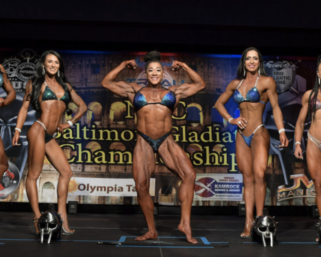 2021 NPC Baltimore Gladiator Championships Contest Photos