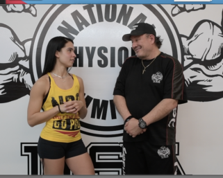Road To The IFBB Pittsburgh Pro 2021 – Carolina Araujo