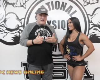 Road To The IFBB Pittsburgh Pro 2021: Yarishna Ayala Interview