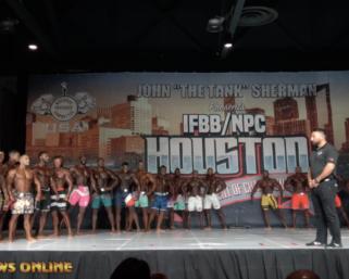 2021 IFBB/NPC Houston Tournament Of Champions: Video Highlights