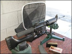Universal Brass Catcher AR-15 Rifle