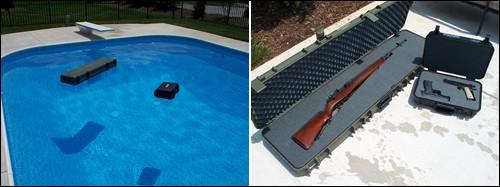 Starlight Gun Cases - Rifle Case and Pistol Case