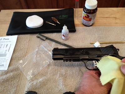 J Dewey Gun Cleaning Kit
