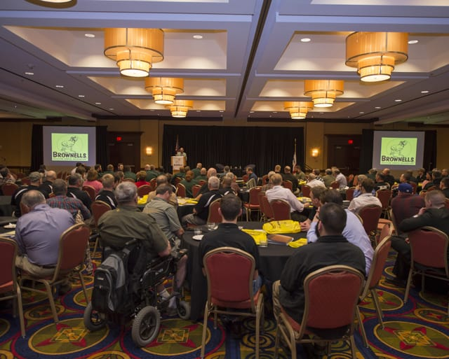 Brownells 8th Annual Gunsmith Conference