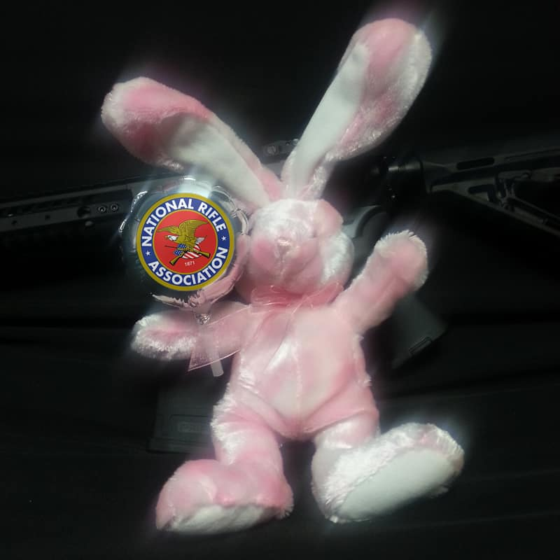 Join the NRA Easter Bunny