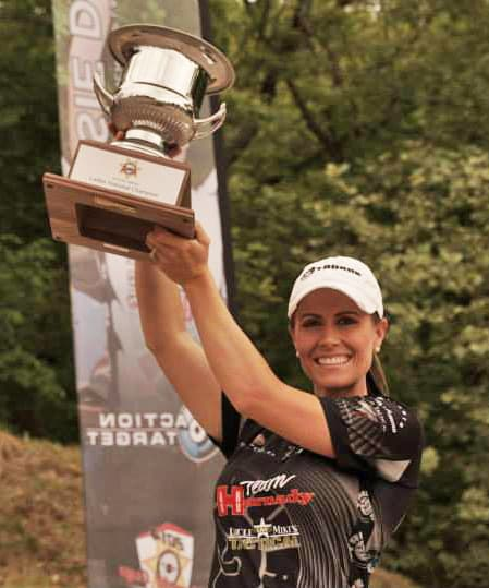 2014 NRA Bianchi Cup Jessie Duff