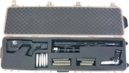 Starlight Cases Burkett 3 Gun Kit