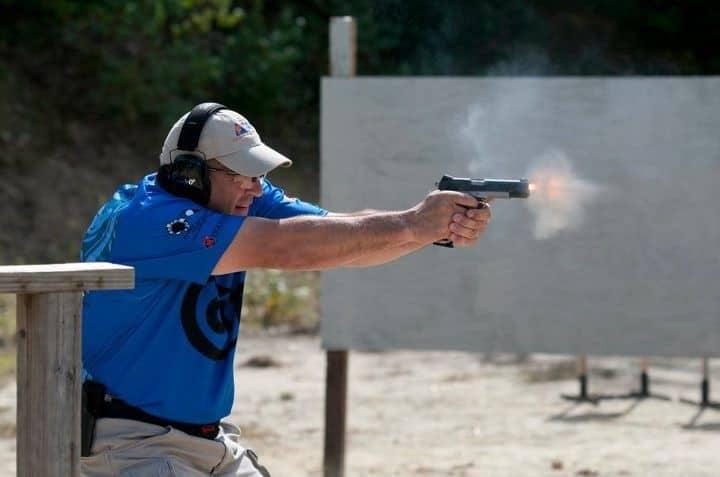 Colt Shooter Mark Redl