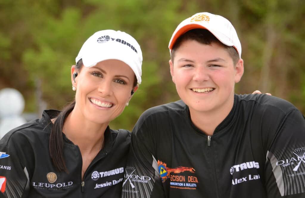 Team Taurus - Jessie Duff and Alex Larche