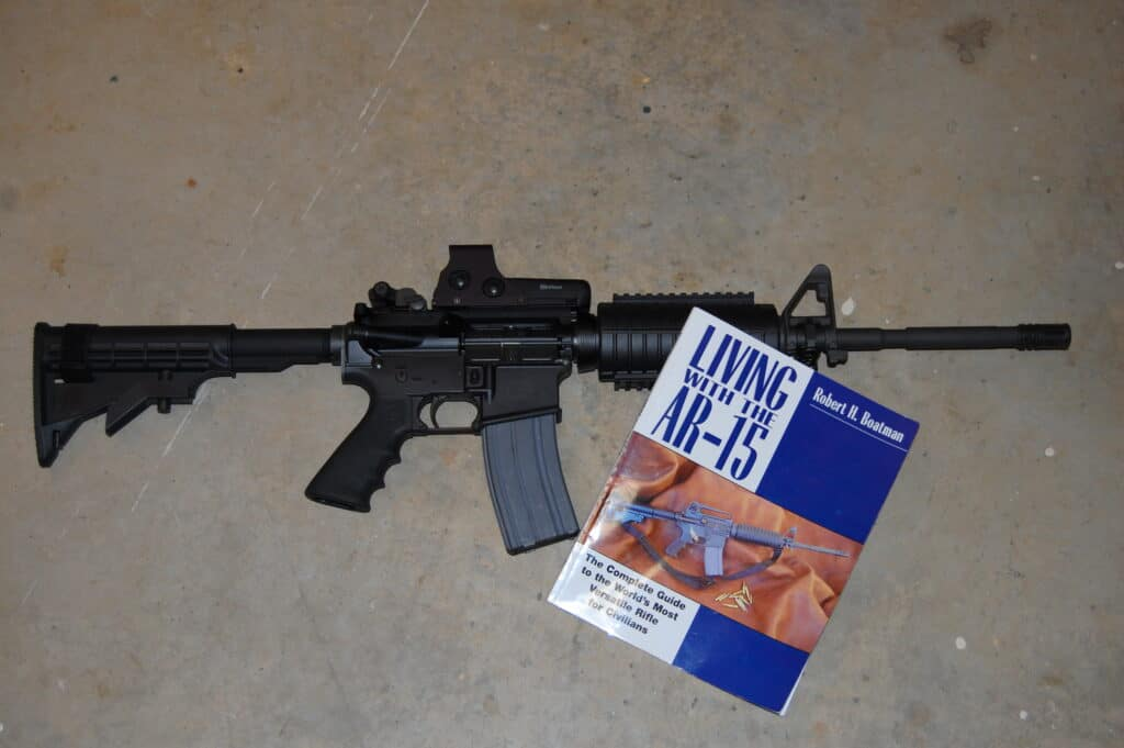 Living with the AR-15