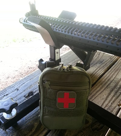 AR500 Armor Tactical Emergency Personal Injury Kit - EPIK