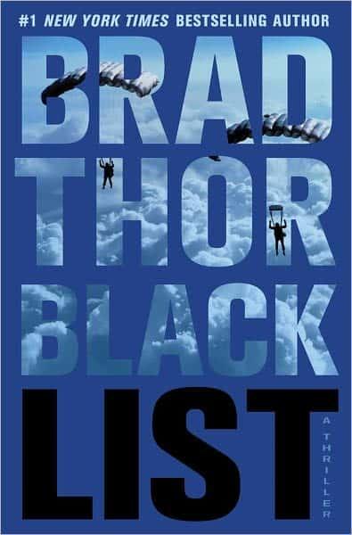 Brad Thor Black List