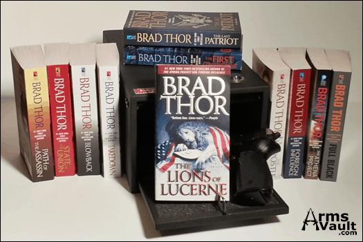Brad Thor - The Lions of Lucerne