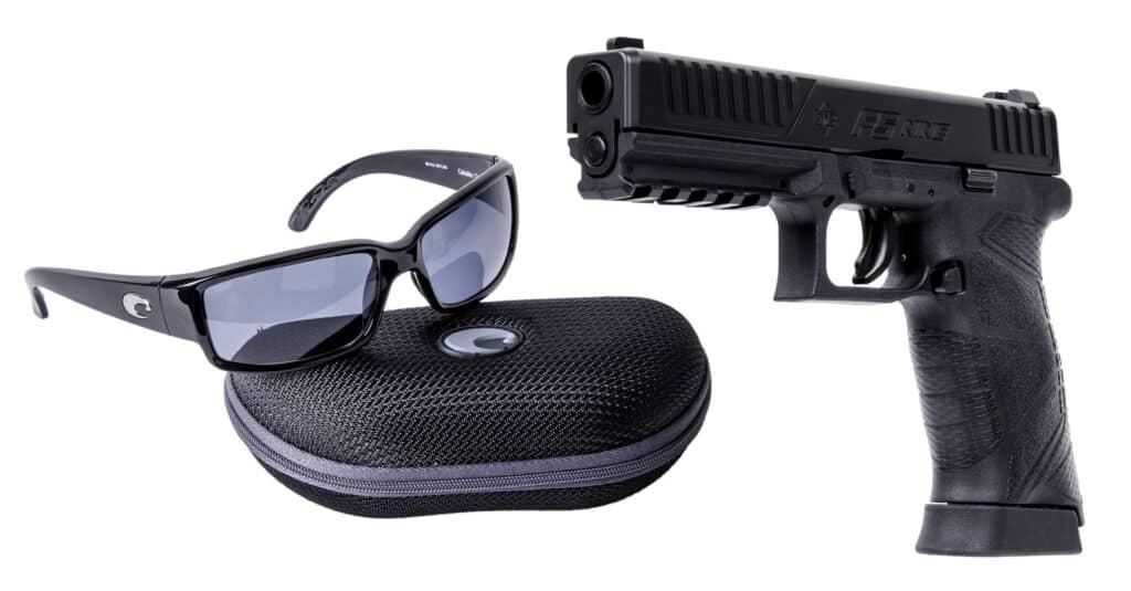 Diamondback DB FS Nine Handgun & Costa Caballito 580P Sunglasses