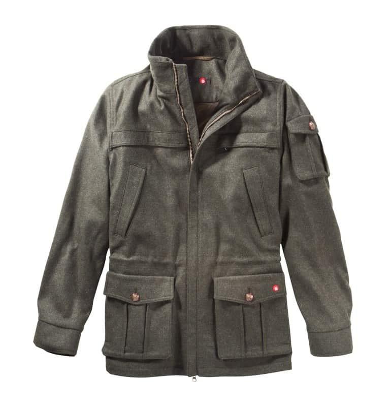 GASTON J GLOCK style LP Lightweight Loden Jacket
