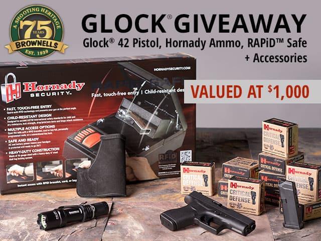 Brownells - Glock 42 Personal Defense Package