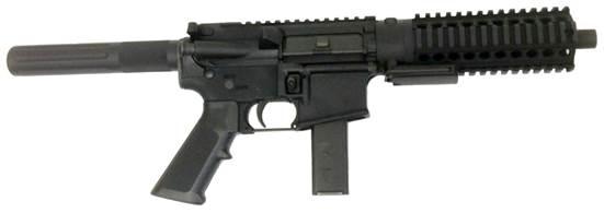 MGI MARCK-15 Hydra Vipera SMG 9mm Pistol