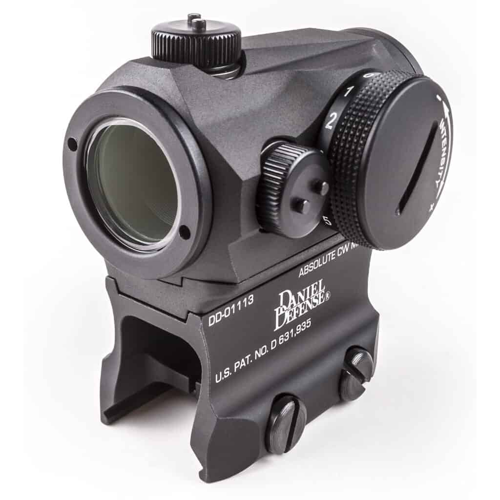 Daniel Defense Aimpoint Micro Mount Lower Third Absolute Co-Witness